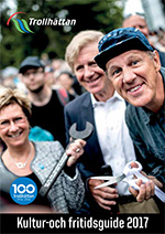 Trollhättan Kultur & Fritidsguide 2017