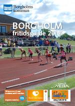 Borgholm Kultur & Fritidsguide 2016