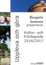Kungsör Kultur -Fritidsguide 16/17