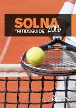Solna Fritidsguide 2016