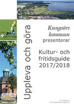 Kungsör Kultur -Fritidsguide 17/18