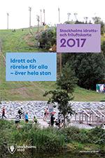 Stockholms idrotts- och friluftskarta 2017